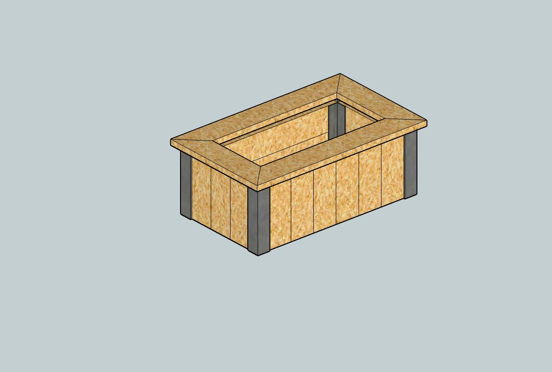 design inspiration meubles en bois. Black Bedroom Furniture Sets. Home Design Ideas